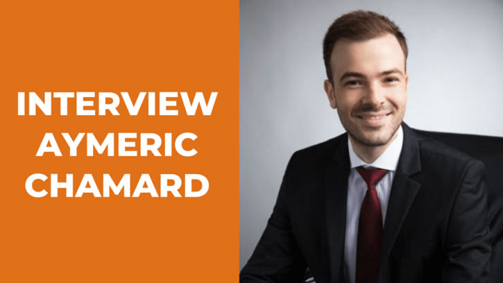 interview aymeric chamard